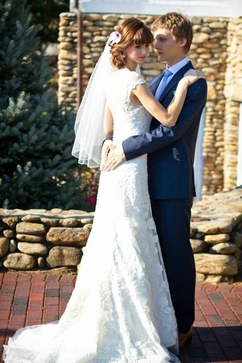 Tatiana Shevchenko Wedding 10 03 13