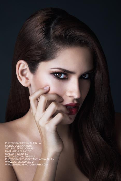 Model: Juliana Herz www.thienlaphotography.com